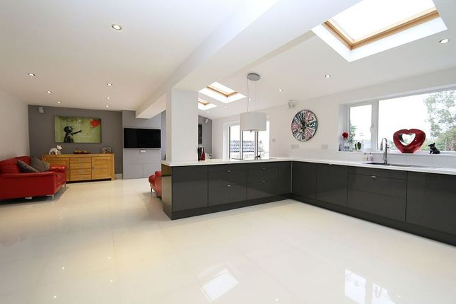 Thumbnail Detached house for sale in Low Lane, Calne, Wiltshire
