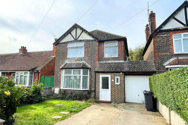 Thumbnail Detached house for sale in St Andrews Road, Worthing, West Sussex