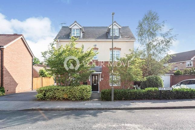 Thumbnail Detached house for sale in Forge Avenue, Bromsgrove