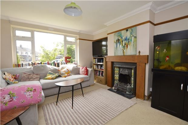 Thumbnail Semi-detached house for sale in Heathfield Road, Stroud, Gloucestershire