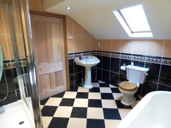 Second Bathroom of Diglee Road, Furness Vale, High Peak, Derbyshire SK23