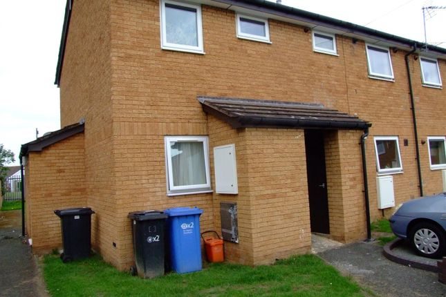 Thumbnail Flat for sale in Maes Cwm, Rhyl