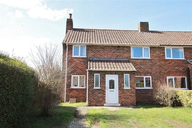 Thumbnail Semi-detached house to rent in Green Acres, Eggborough, Goole