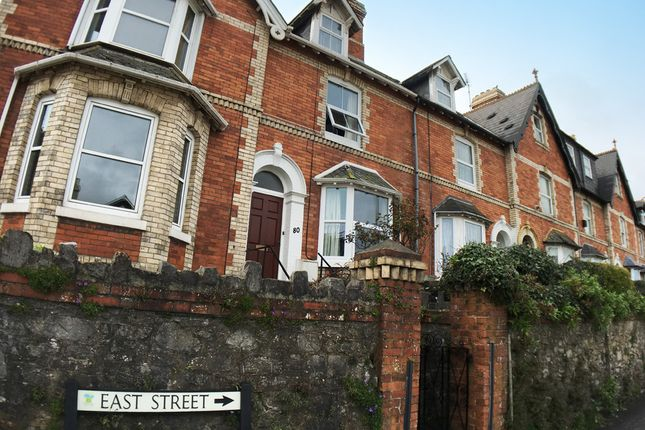 Thumbnail Shared accommodation to rent in East Street, Newton Abbot, Devon