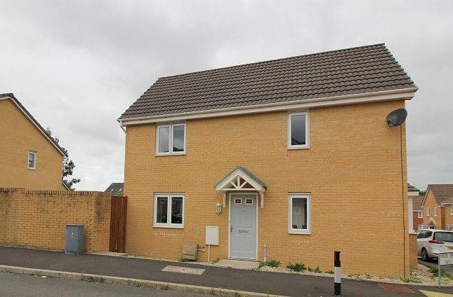 3 bed semi-detached house for sale in Heol Bryncethin, Sarn, Bridgend CF32