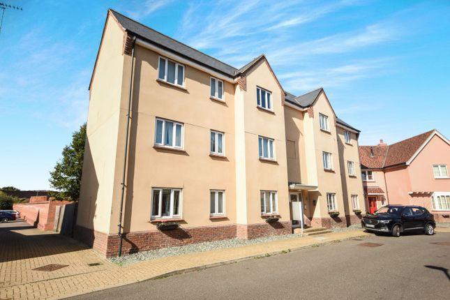 2 bed flat to rent in Mackenzie House, Bocking, Braintree CM7