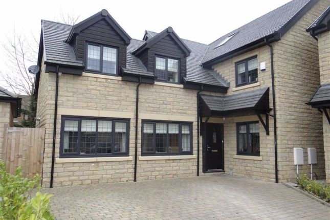 Thumbnail Detached house for sale in Rowan Meadows, Leigh