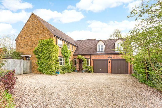 5 bed detached house for sale in The Orchard, Upper Boddington, Daventry, Northamptonshire NN11