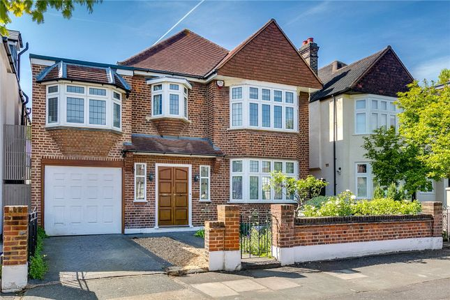 Thumbnail Detached house for sale in Parke Road, Barnes, London