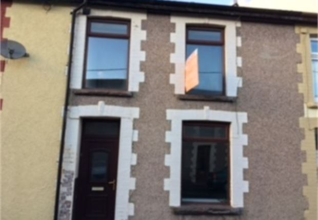 Thumbnail Property to rent in Treharne Street, Cwmparc, Treorchy