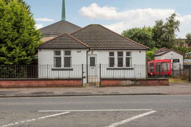 3 bed bungalow for sale in carlisle road airdrie north