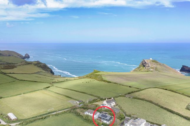 Thumbnail Detached house for sale in Forrabury, Boscastle