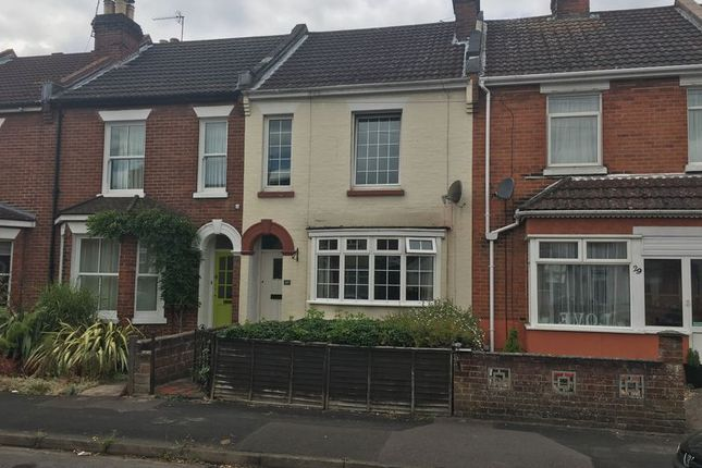 Thumbnail Terraced house to rent in George Street, Eastleigh