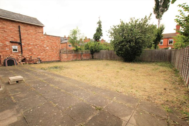 Rear Garden of Clarendon Park Road, Leicester LE2