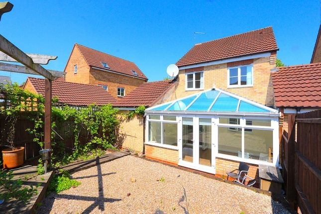 Thumbnail Detached house for sale in Field Close, Thorpe Astley, Braunstone, Leicester