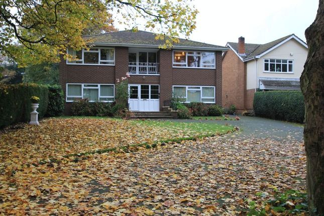 Thumbnail Flat for sale in New Penkridge Road, Cannock