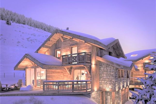 The Chalets To Be Bu
