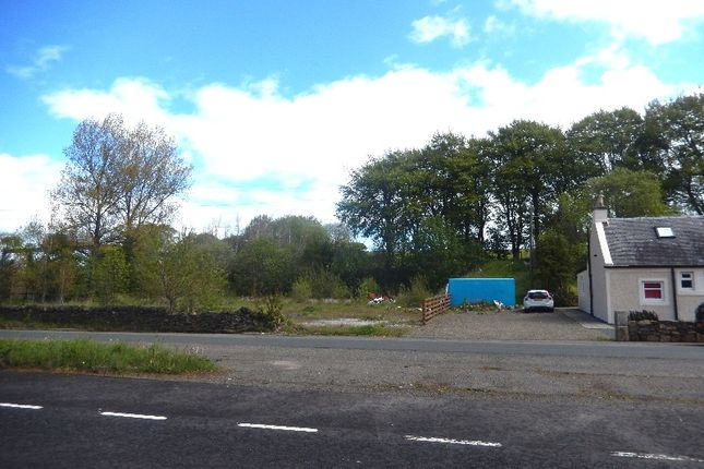 Thumbnail Land for sale in Plot Of Land, Carlisle Road, Lesmahagow, South Lanarkshire