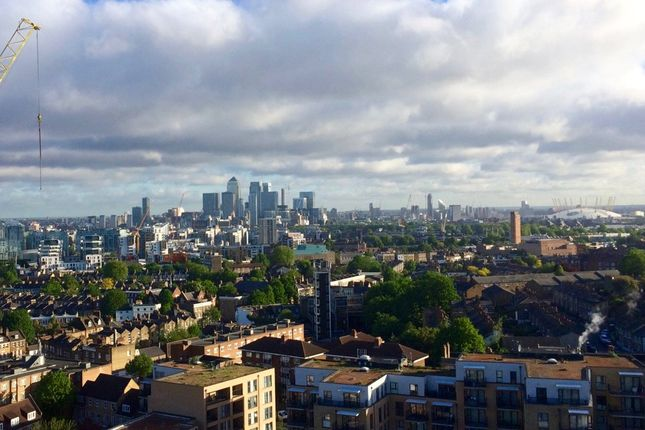 Thumbnail Flat for sale in Centenary Heights, Larkwood Avenue, London