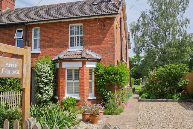 Thumbnail Semi-detached house for sale in Tattenham Road, Brockenhurst