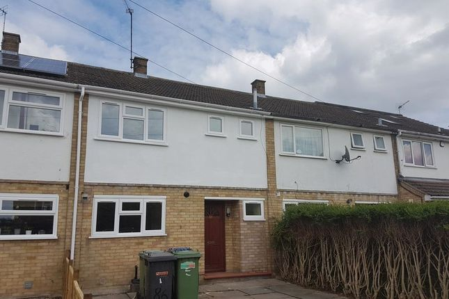 Thumbnail Terraced house for sale in Chartfield Road, Cherry Hinton, Cambridge