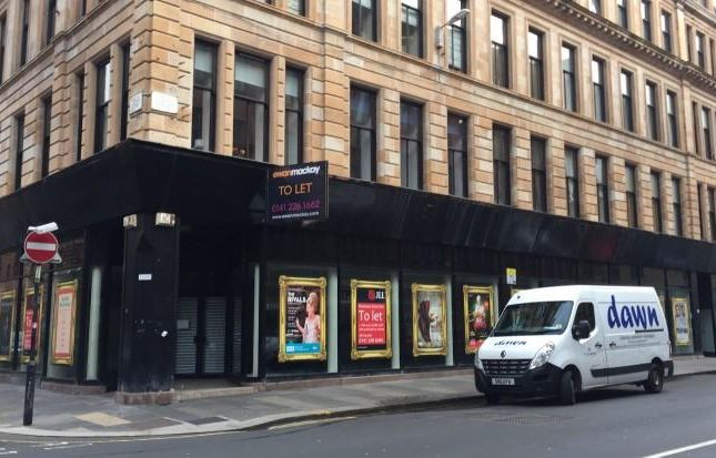 Thumbnail Retail premises to let in 59, Bell Street, Glasgow