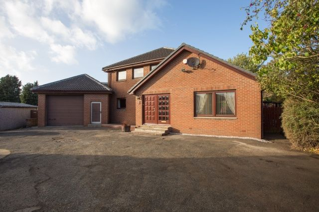 Thumbnail Detached house for sale in Queensferry Road, Kirkliston, Edinburgh