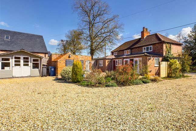 4 bed detached house for sale in Middle Street, Corringham, Gainsborough DN21