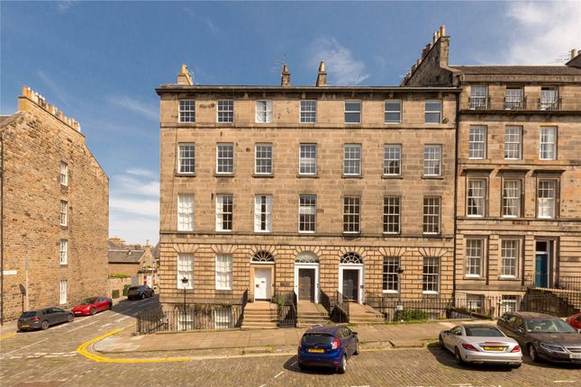 Thumbnail Flat for sale in India Street, Edinburgh