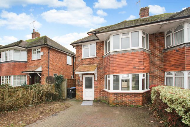 Thumbnail Semi-detached house to rent in Station Road, Burgess Hill