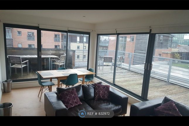 Thumbnail Flat to rent in Barton Street, Manchester