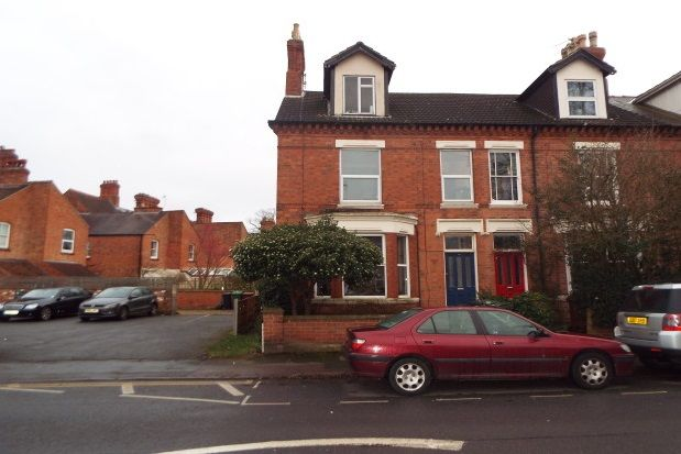 Thumbnail Property to rent in Beacon Road, Loughborough