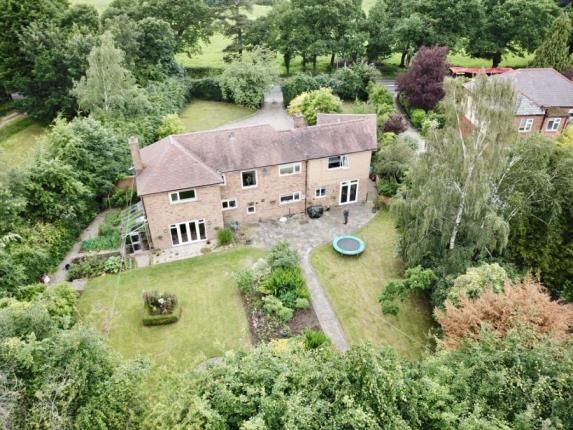 Thumbnail Detached house for sale in Forest Road, Sandiway, Northwich, Cheshire