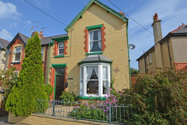 Thumbnail End terrace house for sale in Groes Lwyd, Abergele, Conwy