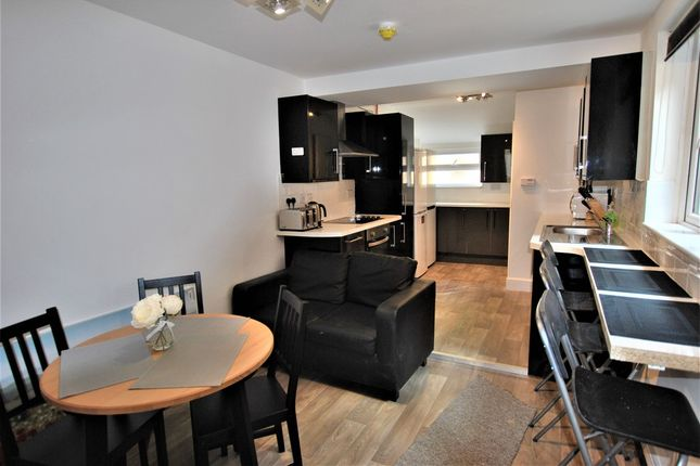 Thumbnail Shared accommodation to rent in Cromwell Road, Shirley, Southampton