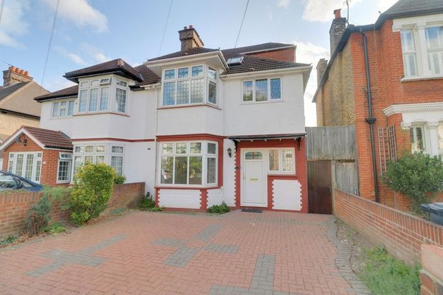 Thumbnail Semi-detached house for sale in Tankerville Road, Streatham, London