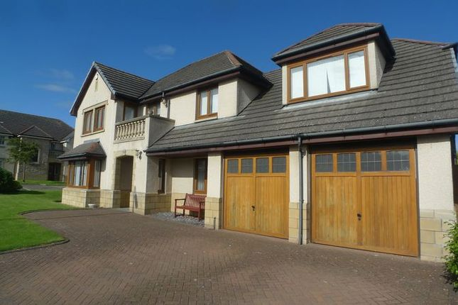 Thumbnail Detached house for sale in Halley's Court, Kirkcaldy