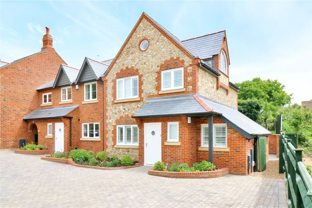 Thumbnail End terrace house for sale in The Street, Chipperfield, Kings Langley