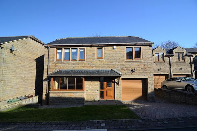 Thumbnail Detached house for sale in Rustless Close, Cleckheaton