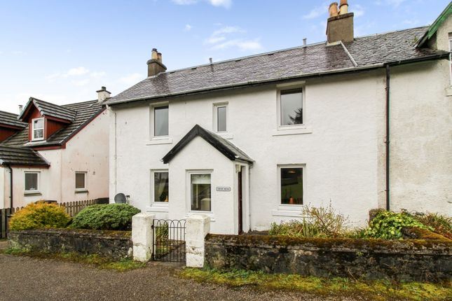 Thumbnail Semi-detached house for sale in Smithy House Whitehouse, By, Tarbert