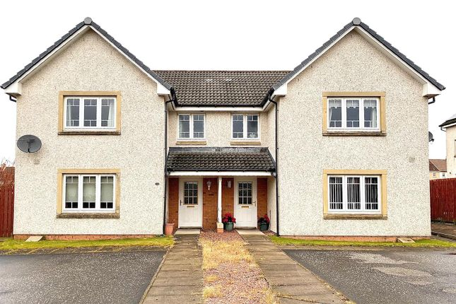 Semi-detached house for sale in Bramble Gardens, Airdrie
