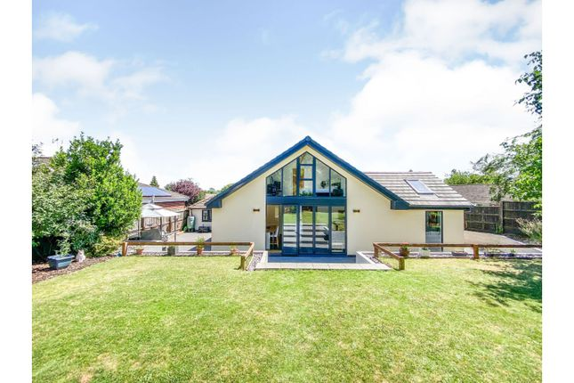 Thumbnail Detached house for sale in Merriatt Close, Basingstoke