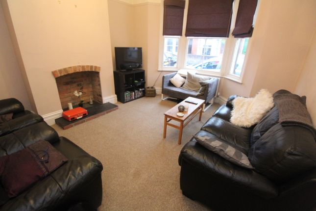 Thumbnail Shared accommodation to rent in Statham Street, Derby