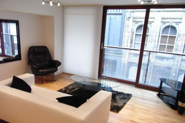 Thumbnail Flat to rent in Mitchell Street, City Centre
