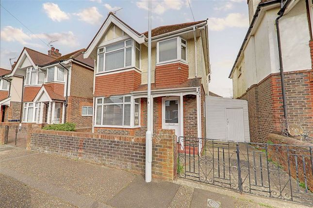 Thumbnail Detached house for sale in Athelstan Road, Worthing, West Sussex