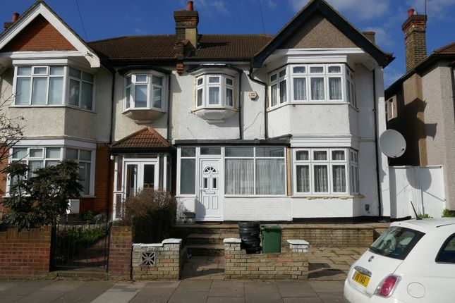 Thumbnail Semi-detached house to rent in Highland Gardens, Ilford