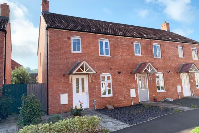 3 bed end terrace house to rent in Compton Close, Glastonbury BA6