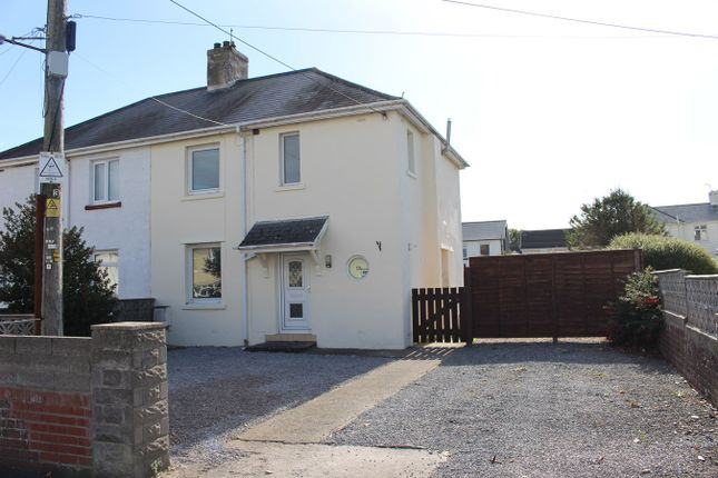 Thumbnail Semi-detached house for sale in Glebeland Place, St Athan