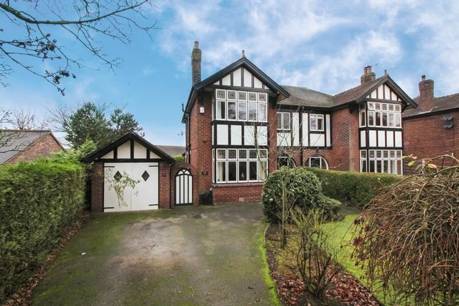 Thumbnail Semi-detached house for sale in Biddulph Road, Congleton, Cheshire