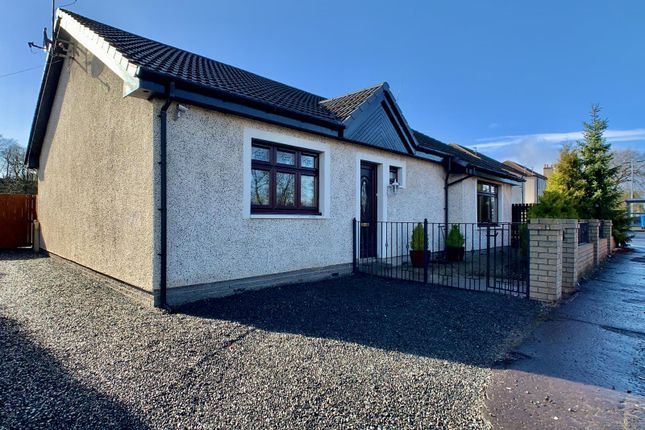 Thumbnail Detached bungalow for sale in Beith Road, Barrmill, Beith